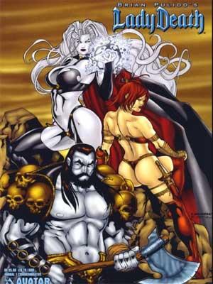 Lady Death Anual (2006) [En Español]