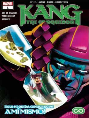 Read more about the article Kang El Conquistador Volumen 1 [Kang The Conqueror] [2 de ?] [En Publicación]