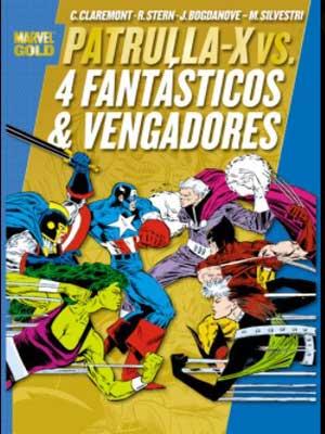 Read more about the article Patrulla-X vs 4 Fantásticos y Los Vengadores