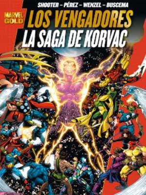 Read more about the article Los Vengadores: La Saga de Korvac
