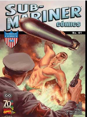 Read more about the article Sub-Mariner (Namor) 70 Aniversario [One-shot]