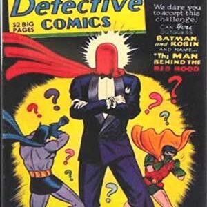 Read more about the article Detective Comics #168: ¡El hombre detrás de la capucha roja!