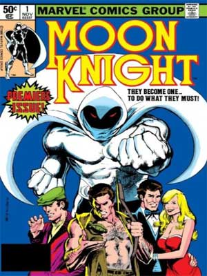 Read more about the article Moon Knight Volumen 1 (Caballero Luna Vol. 1) [1980]