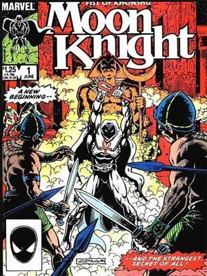 Read more about the article Moon Knight Volumen 2 (Caballero Luna Vol. 2) [1985]