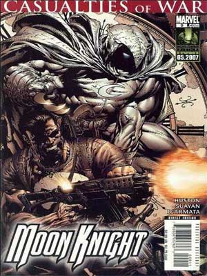 Read more about the article Moon Knight Volumen 3 (Caballero Luna Vol. 3)