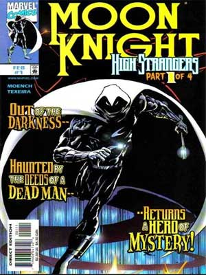Read more about the article Moon Knight Volumen 4 [Caballero Luna Vol. 4]