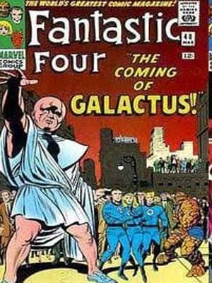 Read more about the article La Llegada de Galactus [Cuatros Fantásticos #48-50]